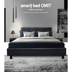 204 X 144cm Artiss TINO Double Size <font><b>Bed</b></font>