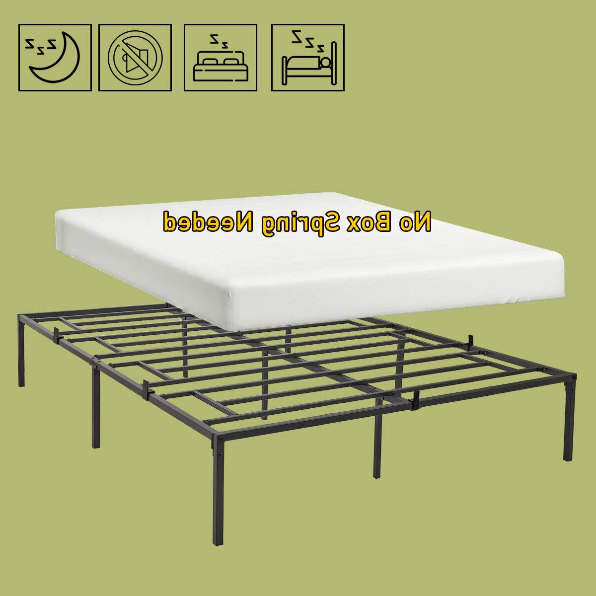 queen full twin size bed frame platform
