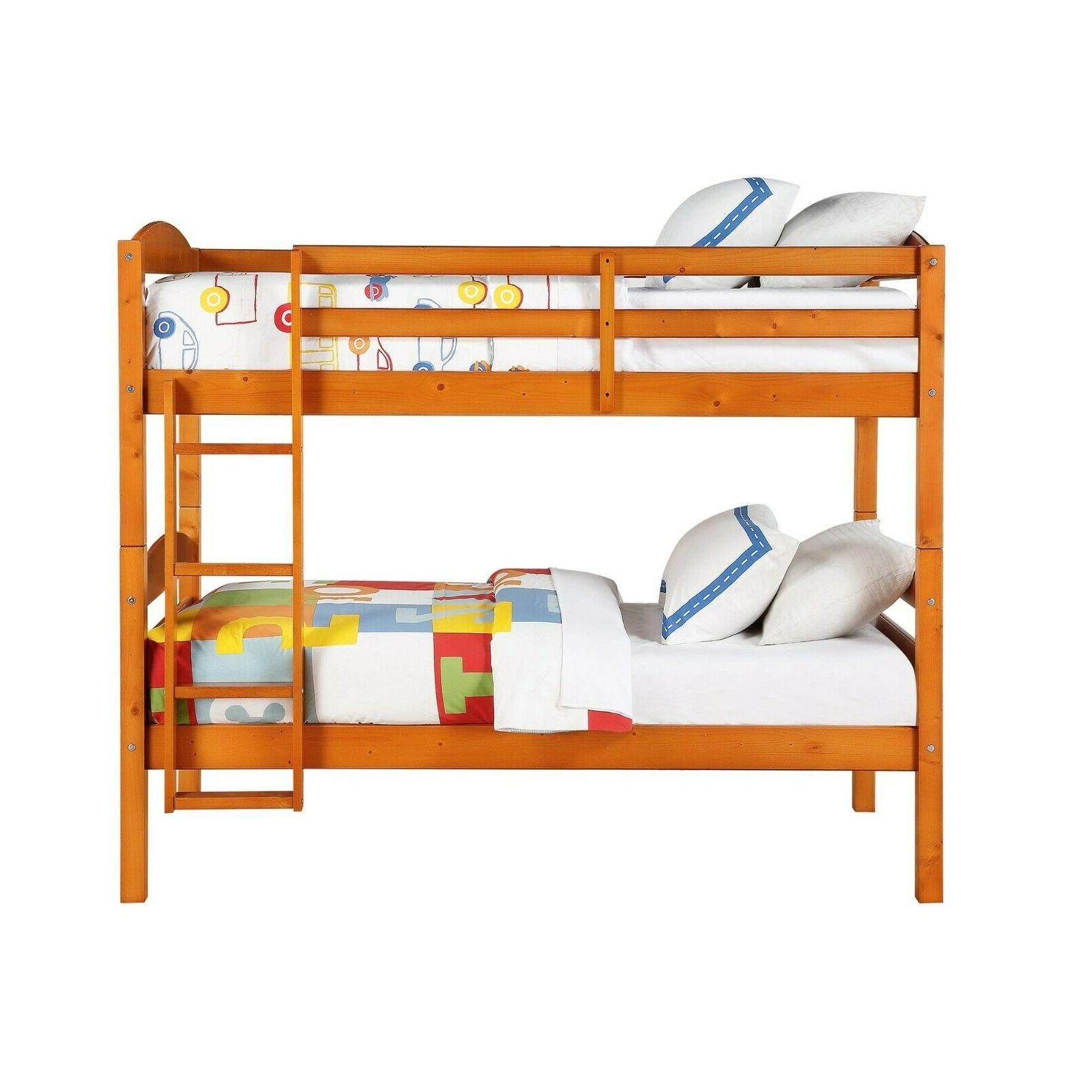 bunk beds for kids twin over twin