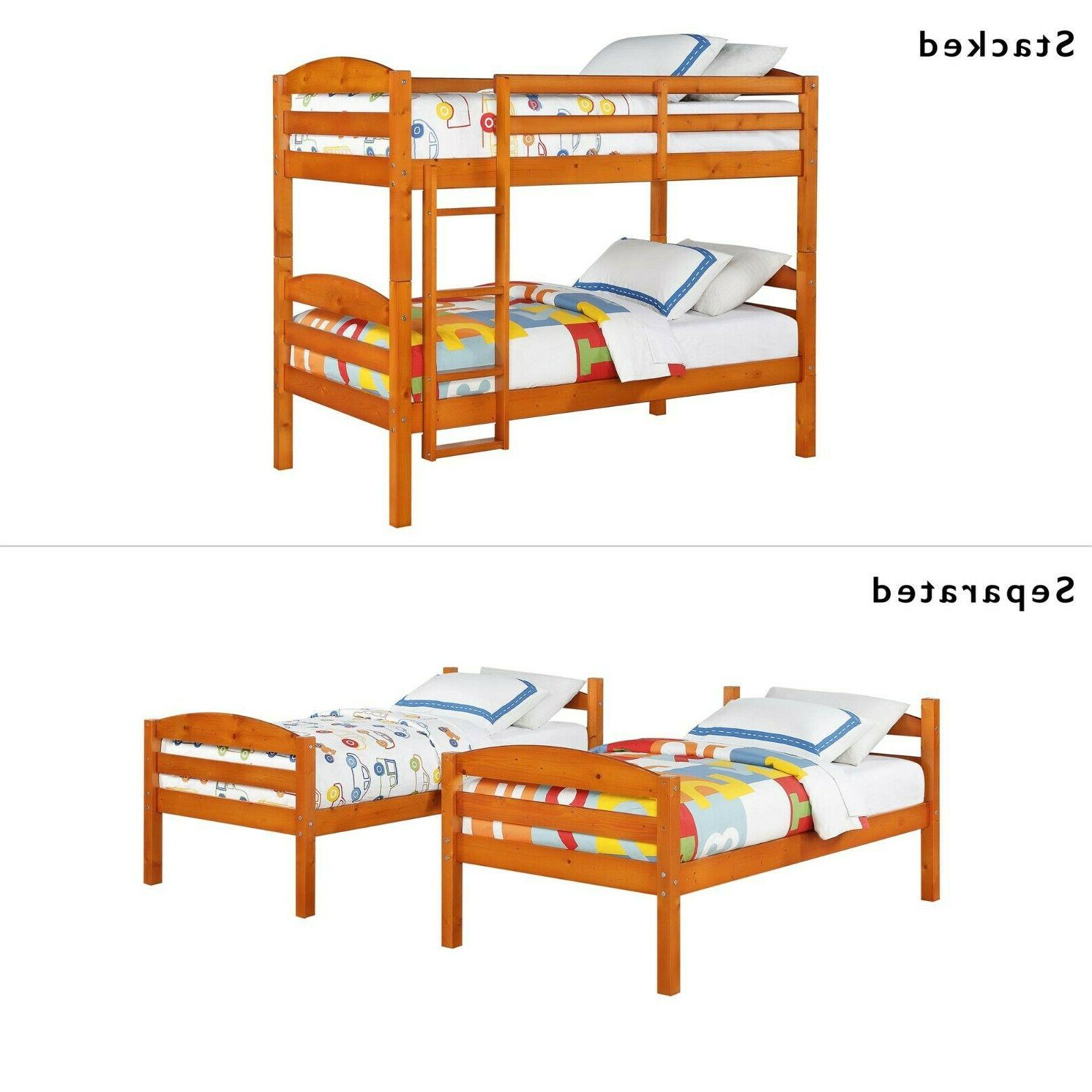 Bunk Beds For Twin Bunked
