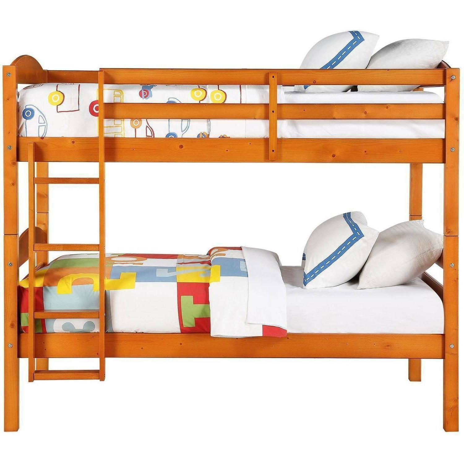 Twin Bunked Frame Bedroom