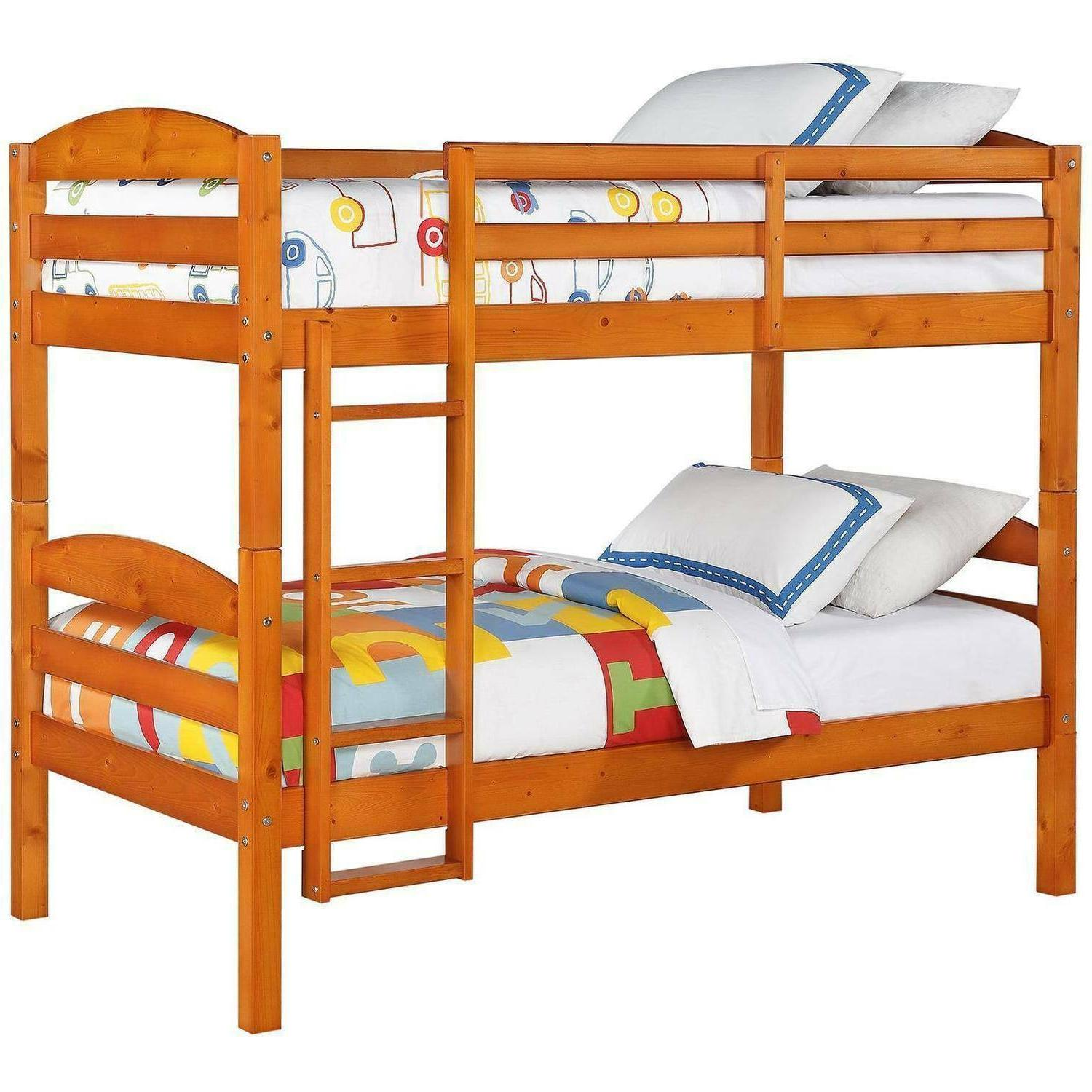 Bunk Beds Kids Twin Bunked Bed Frame