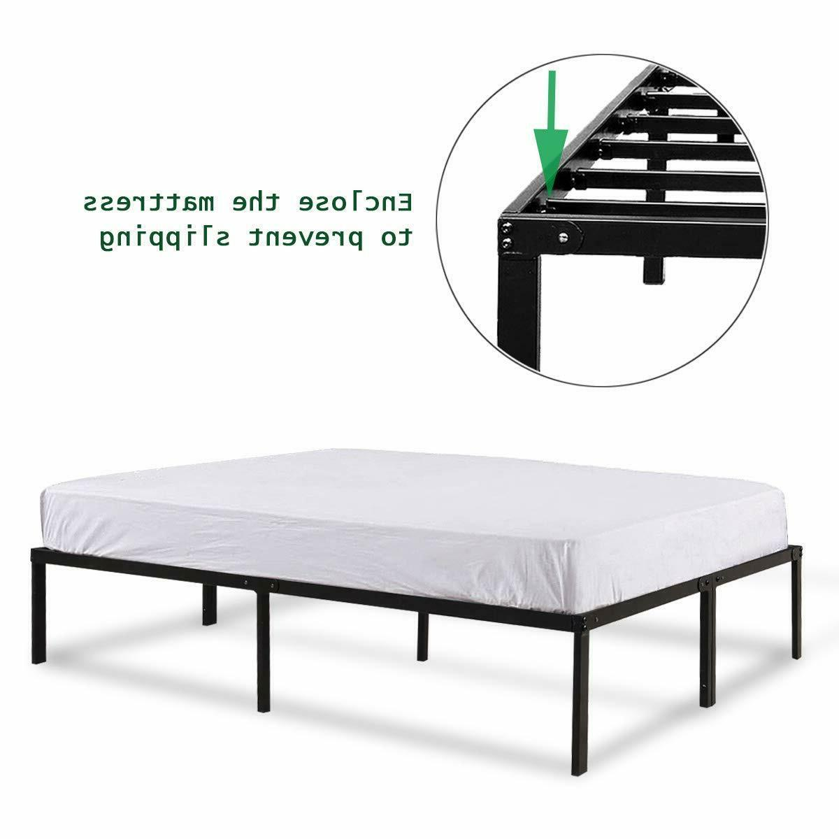 Metal Bed Beds Spring Steel Slat