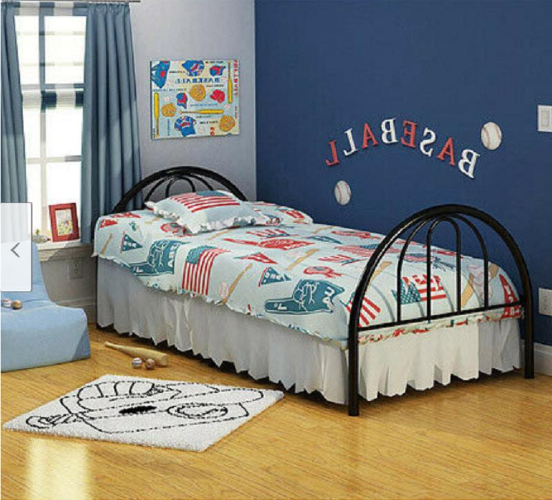 Twin Bed Boys Toddlers Kids Farmhouse Cottage