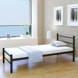 VidaXL Modern Simple <font><b>Bed</b></font> <font><b>Frame<