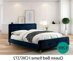 queen bed frame wood brand new  $289, Anaheim , ca 92806