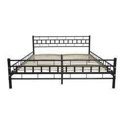 King Size Metal <font><b>Bed</b></font> <font><b>Frame</b><